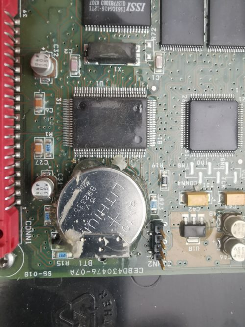 Батарея внутренняя для ml3i carrier