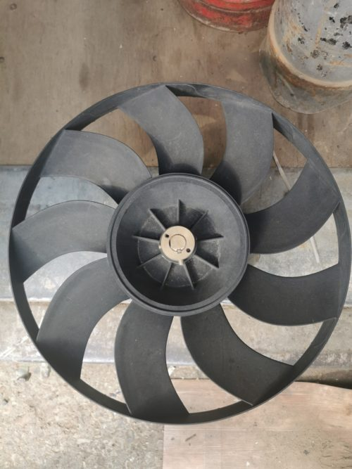 Крыльчатка вентилятора конденсатора carrier